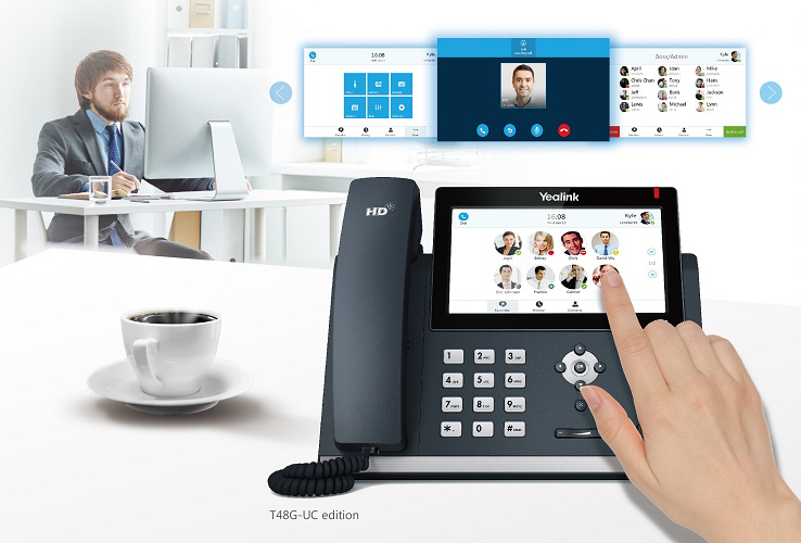IP Phones for Microsoft Skype for Business/Lync
